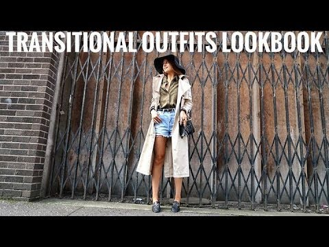 3 Transitional Outfits: Summer to Autumn Lookbook 5