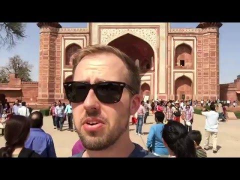 Going To The Taj Mahal