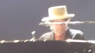 Desert Trip 2016 Bob Dylan Rainy Day Woman #13 and 35