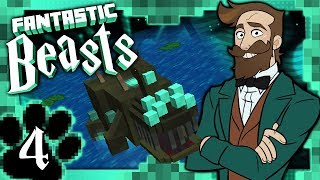 Minecraft Fantastic Beasts #4 - THE MOST DANGEROUS BEAST