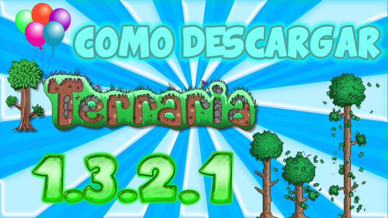 Como descargar e instalar Terraria 1.3.3 En español [2016] - YouTube