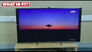 01. Sony KD-65S9005B unboxing and review - Sony's 4K Ultra HD curved 2014 TV