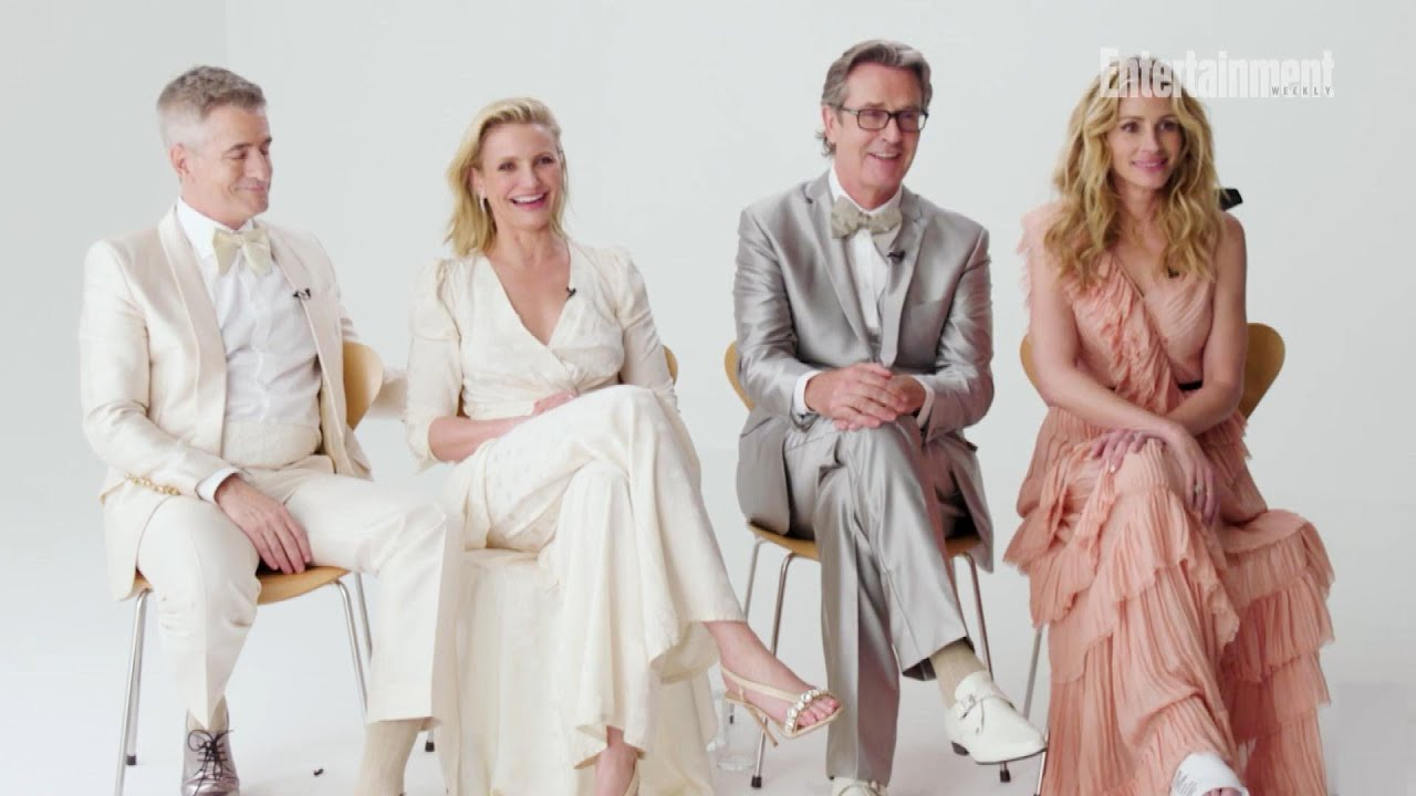 Download My Best Friend's Wedding Cast Reunites 22 Years Later! Looking Back at the Hit Rom-Com