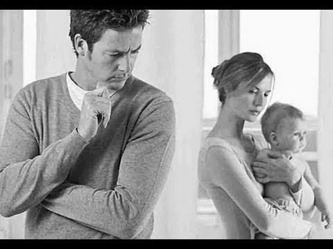 Что делать, если бросила жена, но есть общие дети!?