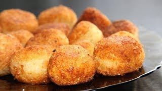 Цибрики - белорусские картофельные шарики. Рецепт за 35 рублей