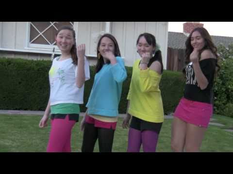 Forget You (Glee Cast Version) Music Video HD