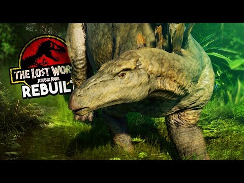 REBUILDING THE LOST WORLD! | The Lost World: Jurassic Park R