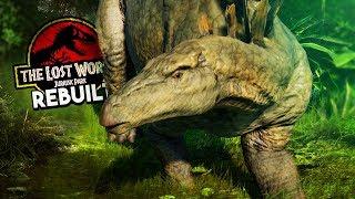 REBUILDING THE LOST WORLD!   The Lost World: Jurassic Park Rebuilt (Jurassic World: Evolution)
