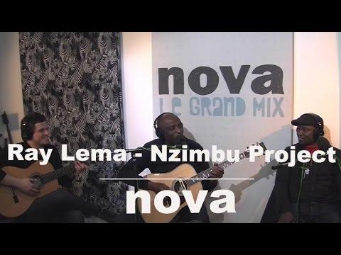 Ray Lema et Nzimbu project - Lobelanga | Live @ nova