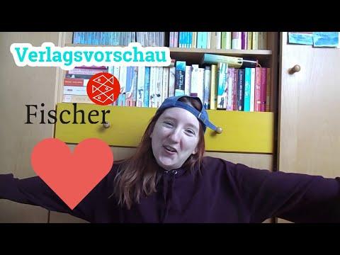 Fischer Verlags Vorschau | Welche tolle Bücher kommen in diesem Jahr raus?  | MOMOS WELT