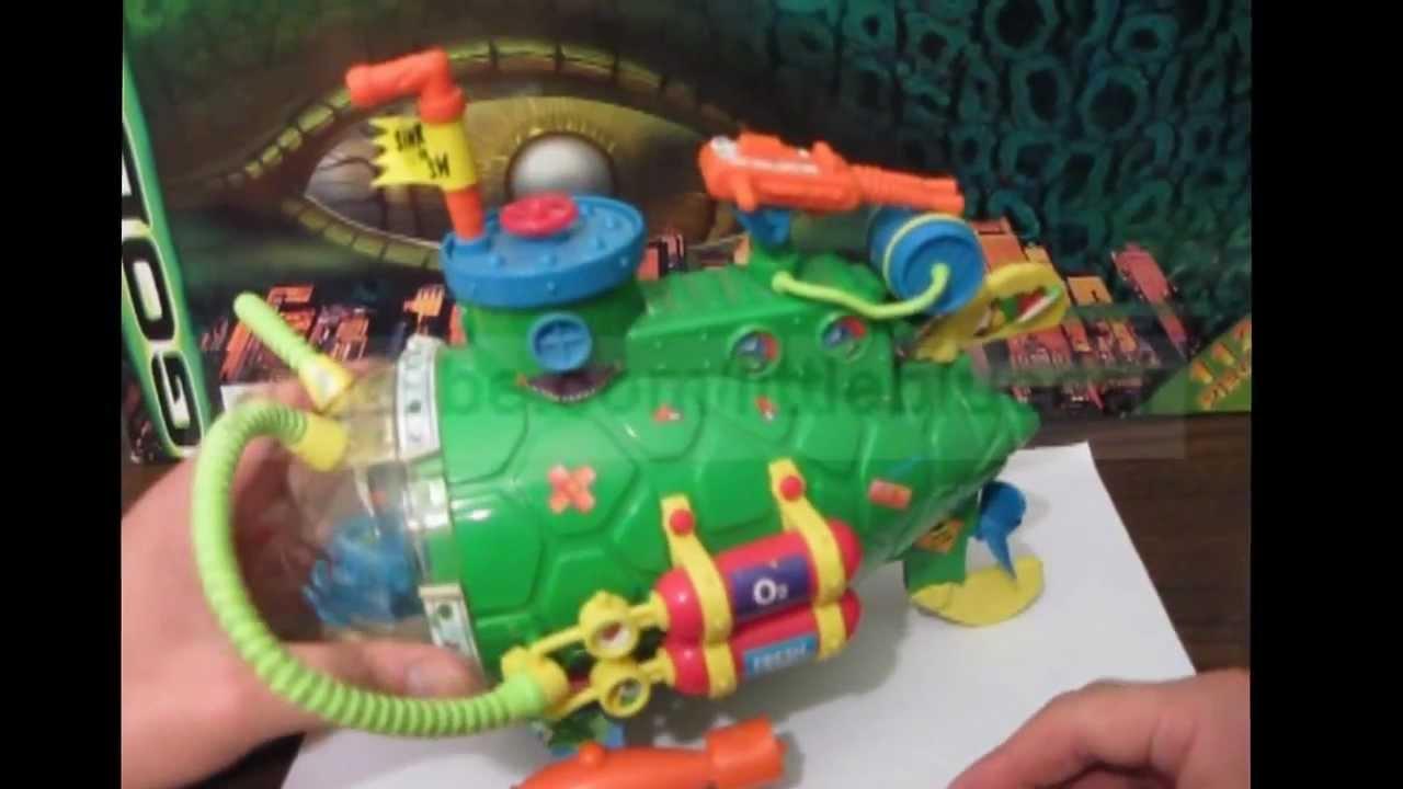 Tmnt Turtles 2014 Toy At Kmart Sub : Teenage mutant ninja turtles tmnt sewer submarine