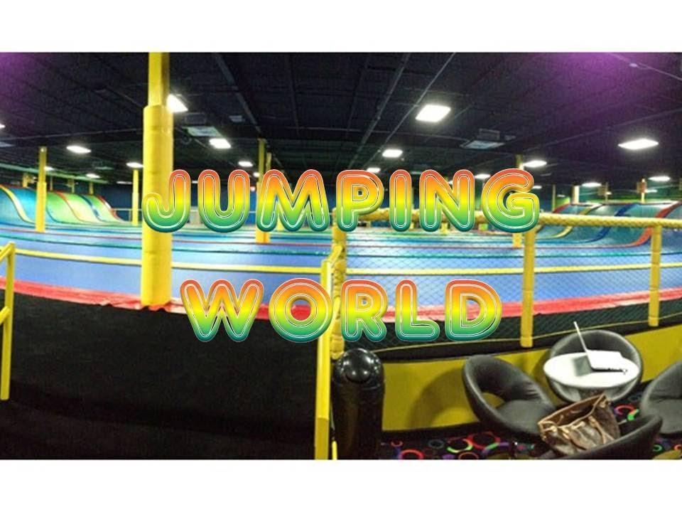 Jumping world coupons