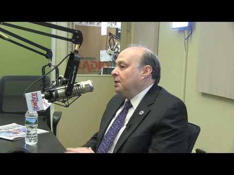 Mass. Senate President Stan Rosenberg shares his thoughts on the charter school ballot