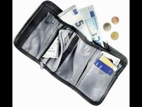 gekke prijs een grote verscheidenheid aan modellen Discover Review Deuter outdoor travel wallet..Dompet Deuter
