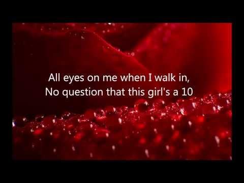 Keri Hilson - Pretty Girl Rock Lyrics HD