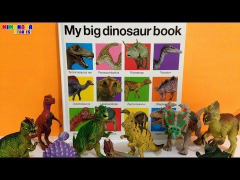 my-big-dinosaur-book---libro-de-dinosaurios-para-niños---videos-educativos