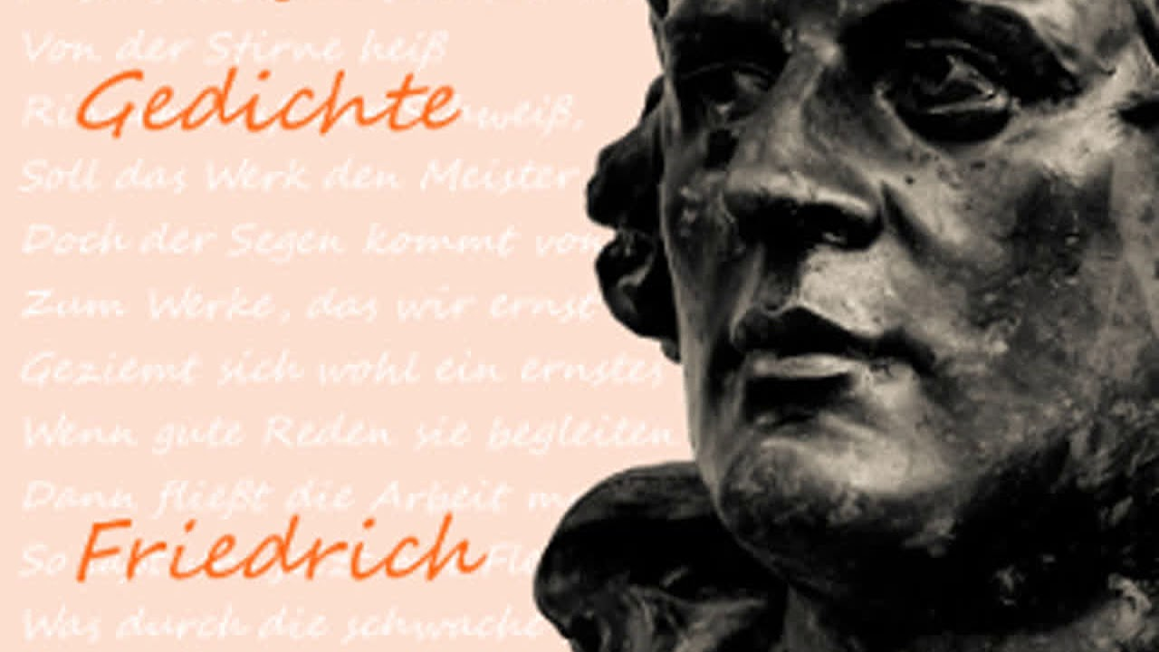 Einige Gedichte By Friedrich Schiller Read By Various Full Audio Book