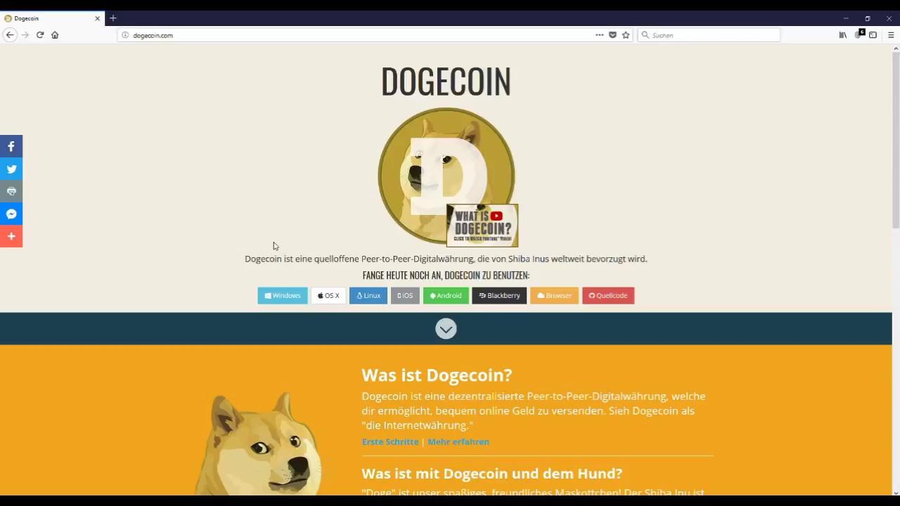 Importieren Sie den privaten Schlussel in DoDecoin Core