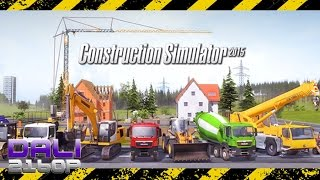 Construction Simulator 2015 PC 4K Gameplay 2160p