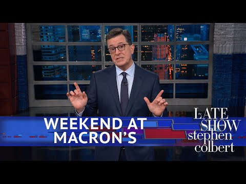 Trump And Putins Weekend In Paris