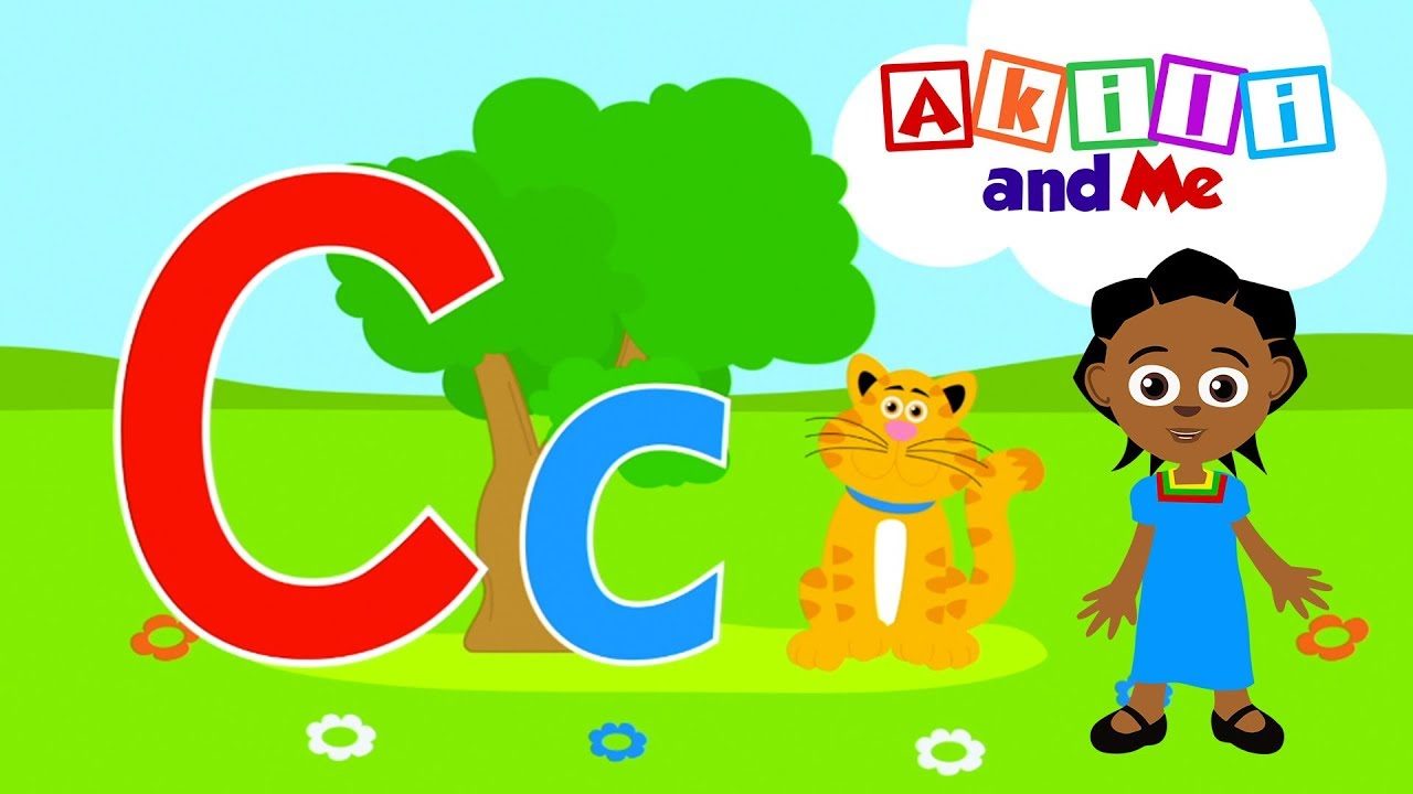 C is for Cat!   Meet Letter C   Learn the Alphabet with Akili and Me