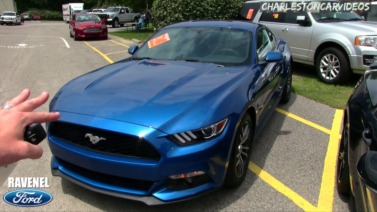 Reviewing The 2017 Ford Mustang Coupe 4cyl Price Is Important Specs Options Don T Pay More