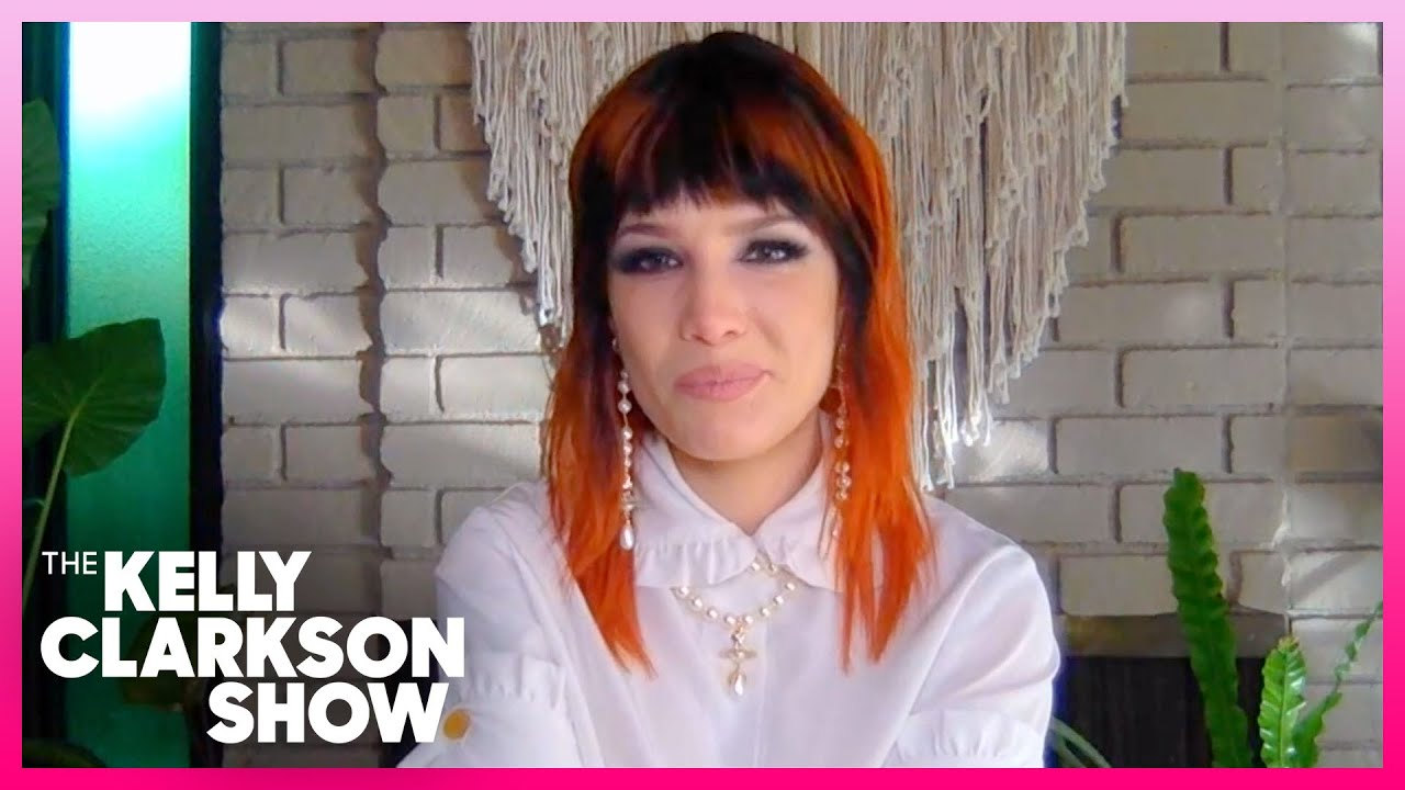 Halsey Shares Unexpected Snack Concoctions