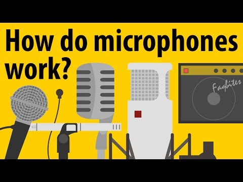 How do microphones work? - Recording Explained