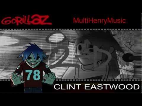 Clint Eastwood - Gorillaz [Letra en Español]