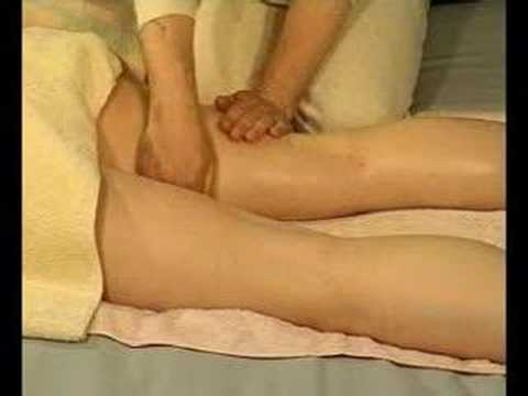 thigh massage video