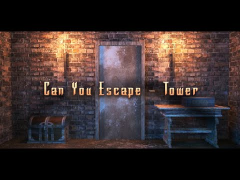 Can You Escape - Tower Trailer