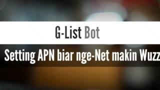 setting apn xl biar nge net makin wuzz cara dan tutorial