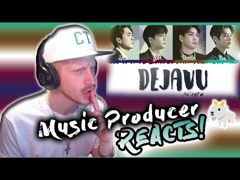 Music Producer Reacts to NU'EST W(뉴이스트 W) - Dejavu (First Time Listening!!!)