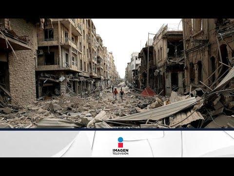 Qué está pasando en Siria en realidad- Fausto Pretelin