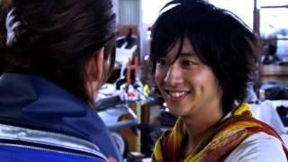 Musketeers นิทาน   Kamen Rider Mv
