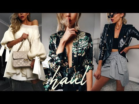 HAUL AND TRY ON | What's new on the Highstreet | APRIL 2018