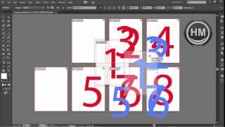 02.01 تحريك وتعديل AB  - Illustrator cc