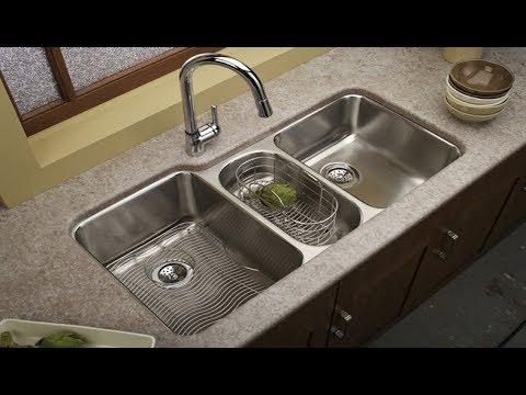 Best Modular Kitchen Sinks Designs Latest Kitchen Sinks Youtube