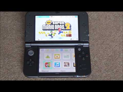 How To Perform A SYSTEM UPDATE On A New Nintendo 3DS XL
