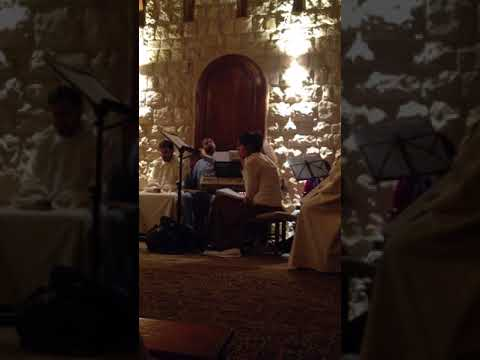 Maronite Hymns played on chinese flute on Holy Friday  by YO Samm