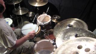 """Ancient Of Days"" Worship Drum Cover"