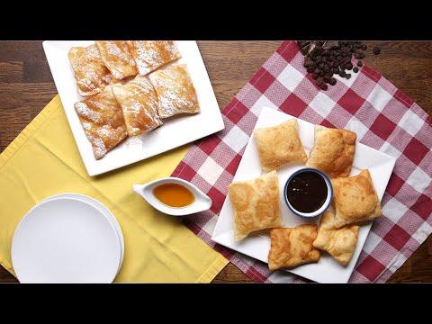 How To Make Irresistible Sopaipillas •Tasty