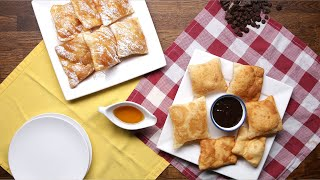 How To Make Irresistible Sopaipillas • Tasty