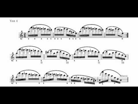 24th Caprice - Paganini