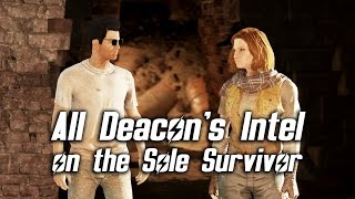 fallout 4 deacons intel on the sole survivor all options