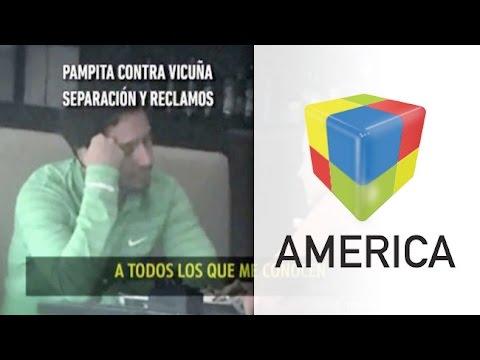 """Sexo, mentira y audios: Los gritos de """"Pampita"""" contra Vicuña"""