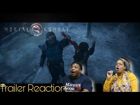 Mortal Kombat – Official Restricted REACTION - Married To Film