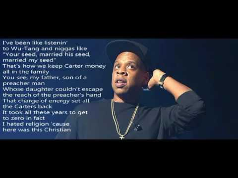 JAY Z Legacy lyrics