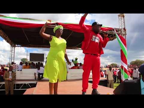 MDC Alliance Rally - White City Stadium, Bulawayo