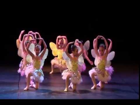 Ballet Coppélia SP - Sininhos Baby Class